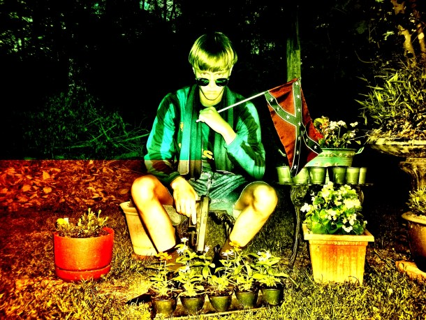 Dylann Roof - modified