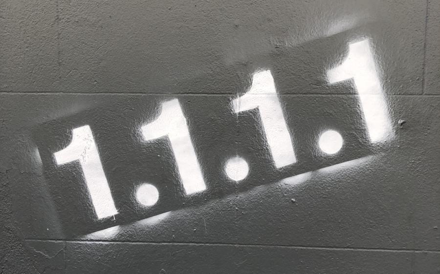 1.1.1.1 — скоростной публичный DNS-сервер от Cloudflare