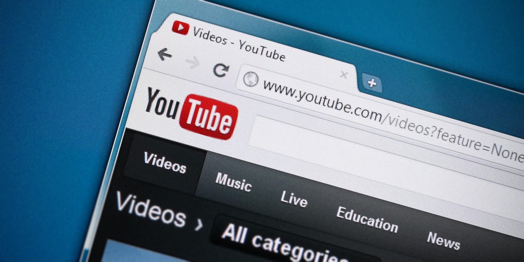 Как отключить рекламу на YouTube без сторонних инструментов
