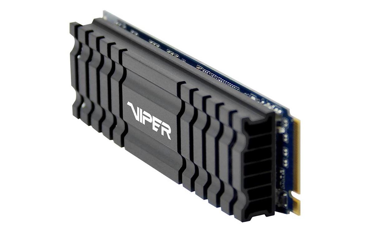PATRIOT представила SSD-диски Viper VPN100