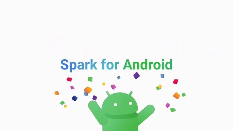 Почтовый сервис Spark вышел на Android