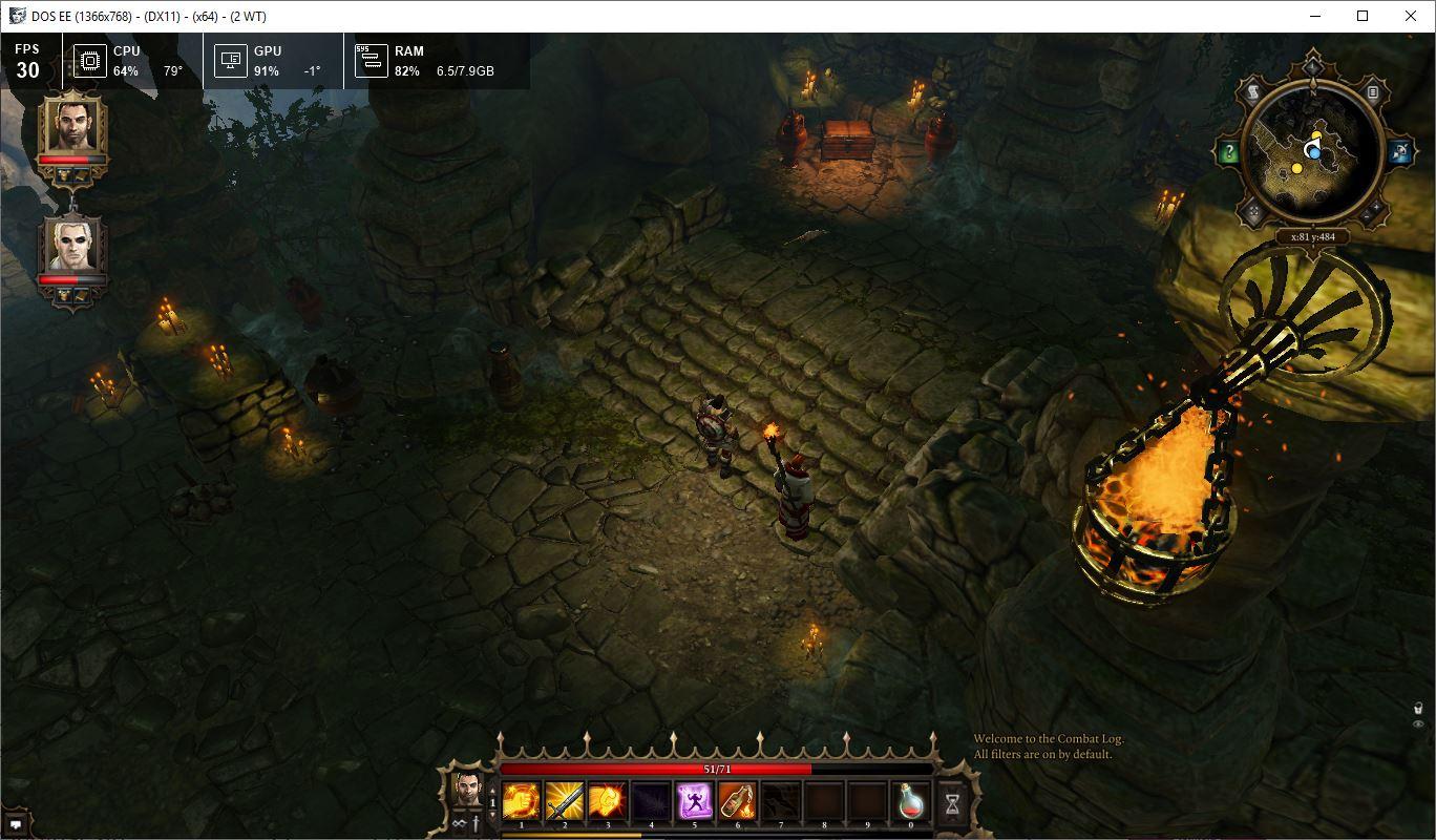 NZXT CAM — вывод информации о состоянии компьютера поверх игр