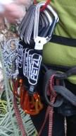 Shiny new gear :-) Photo: L. Mudronja