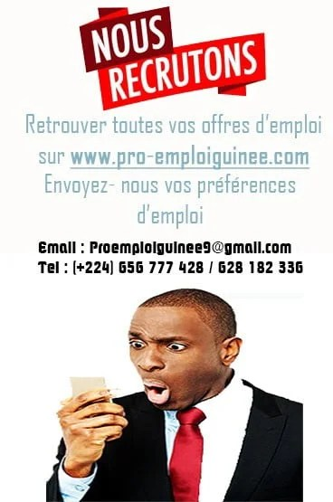Pro emploiguinee