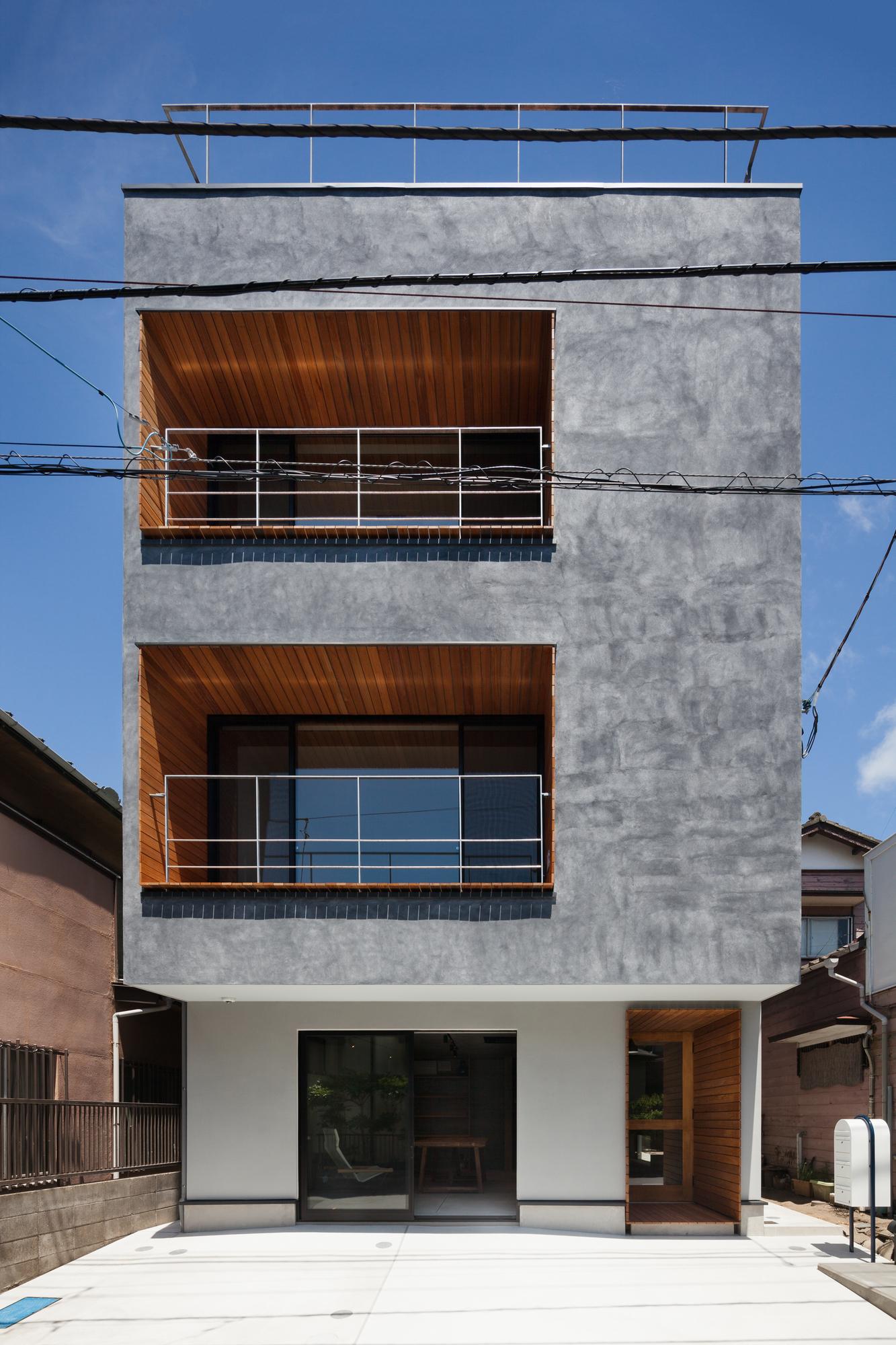 葉山の住宅
