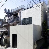 渋谷の住宅