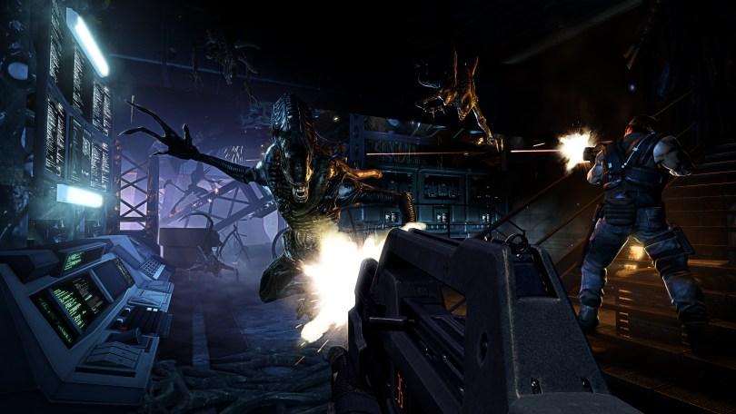 Aliens CM Single_Player_FirstPerson_online