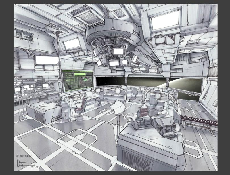 Aliens CONCEPT ART_Bridge02