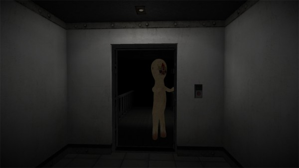 SCP 173 from the game SCP Containment Breach