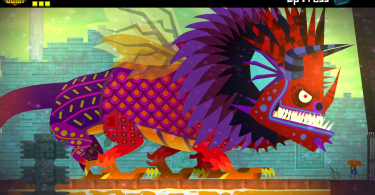 Guacamelee monster