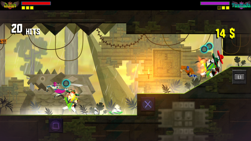 Guacamelee_2_player_combat_2