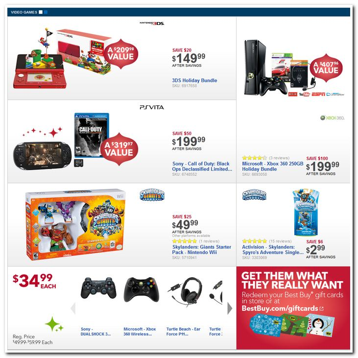 (Updated) Black Friday Video Game Deals • LevelSave