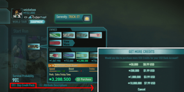 ssx-microtransactions