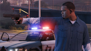 GTA V Gameplay Trailer 3