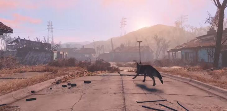 Fallout 4: Doggies confirmed!