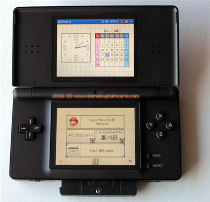 The DS and DS Lite had GBA compatibility, but lacked support for the original Gameboy and Gameboy Color