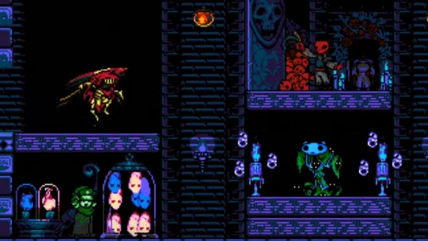 Specter Knight is a prequel to the original campaign