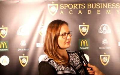 "Gabriela Tichelea: ""There is life after sport"""