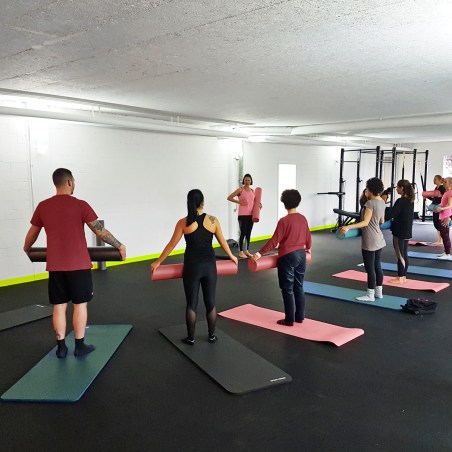 Tag der offenen Tür Level up Fitness Bootcamp yoga gümligen Muri bern4