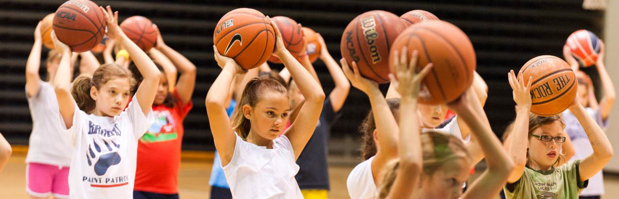 Level Up Sports Academy teaches basketball fundamentals
