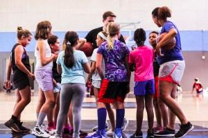 Girls Basketball Camp 2018 – Grades 3, 4 & 5