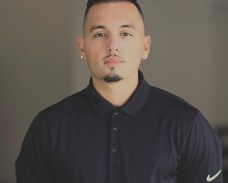 Steve Cazares - basketball coach and youth athletic trainer Level Up Sports Academy Concord CA