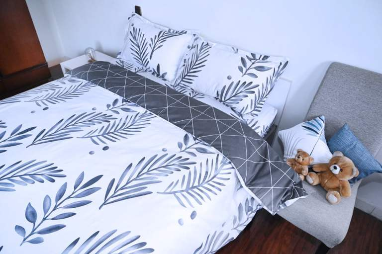 Duvet Cover Leven Cotton