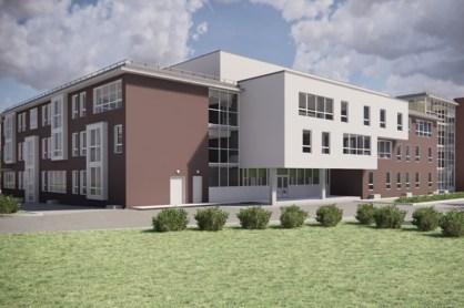 в левенцовке построят школу и поликлинику