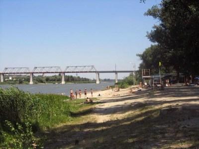 пляжи Ростова