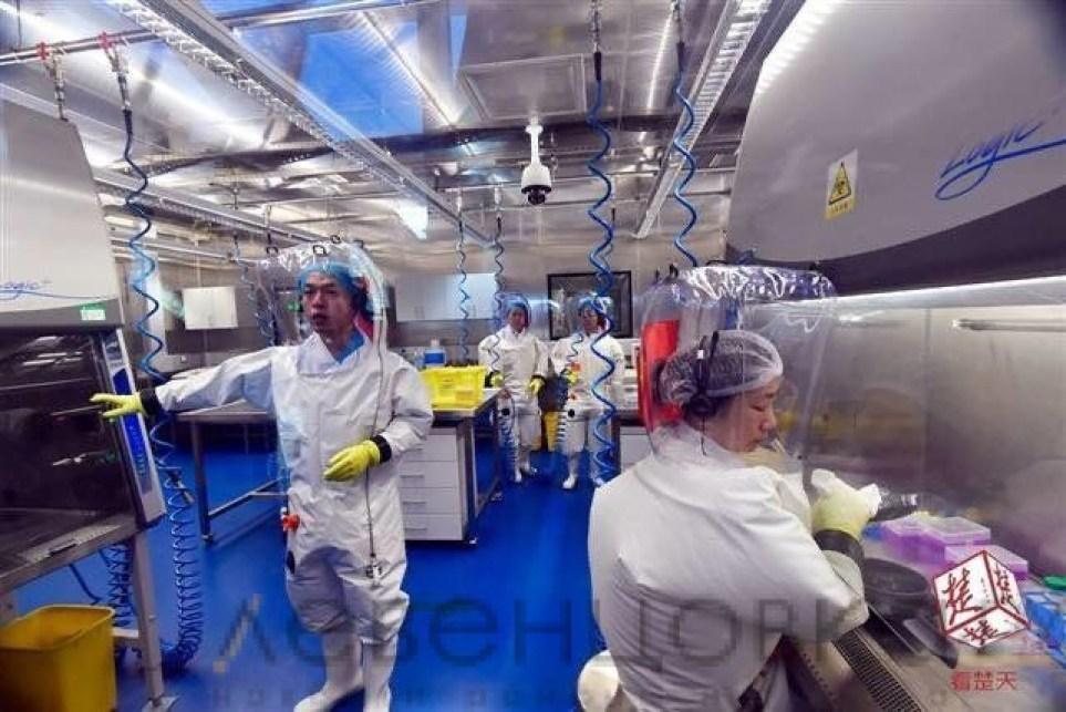 Лаборатория в Китае
