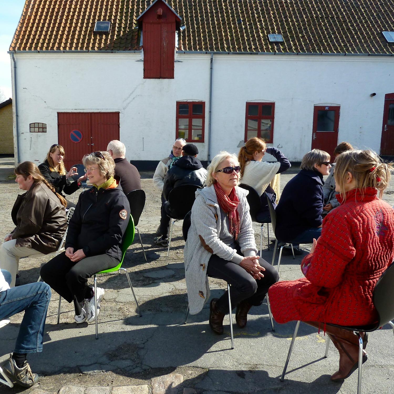 Levende Lokalsamfund ·Udvikling af fællesskabet