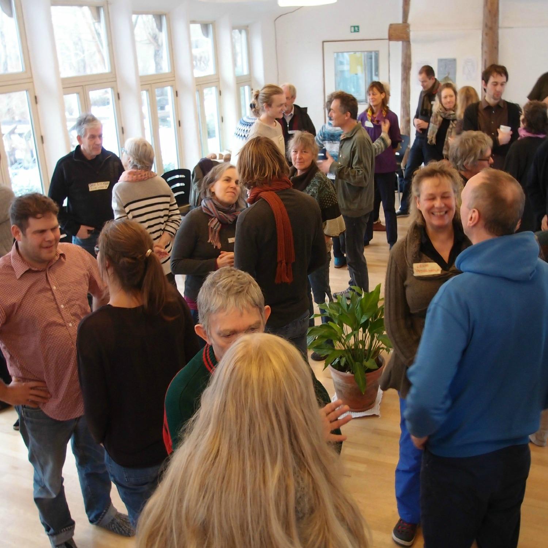 Levende Lokalsamfund ·Dialogmøde