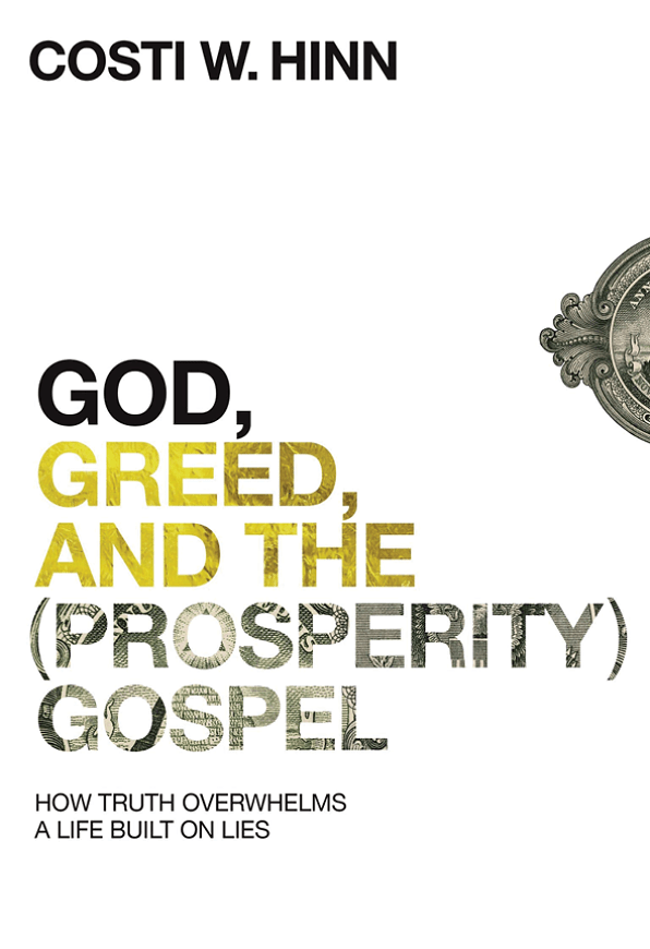 Boek GOD, GREED AND THE (PROSPERITY)GOSPEL