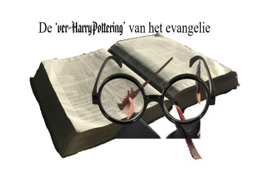 De 'ver-HarryPottering' van het evangelie - Hans Frinsel