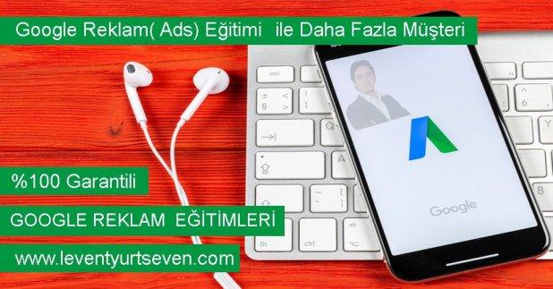 Google Reklam Eğitimi