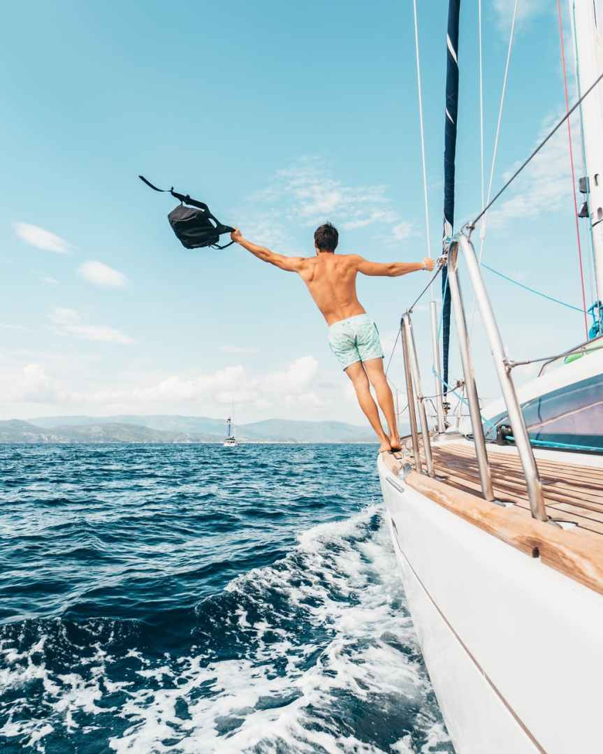 Quotes About Sailing