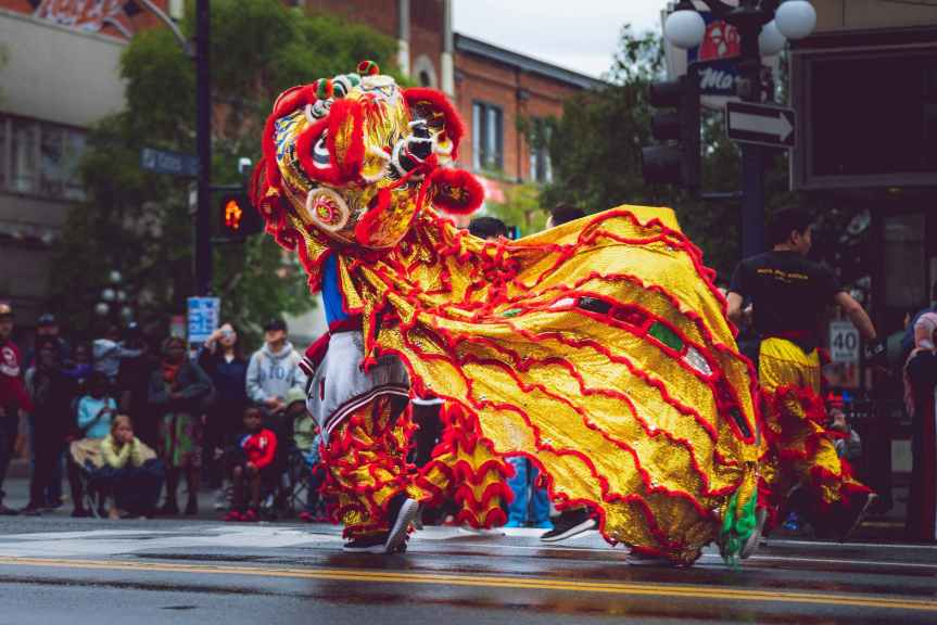 6 Facts About the Chinese New Year | Leverage Ambition