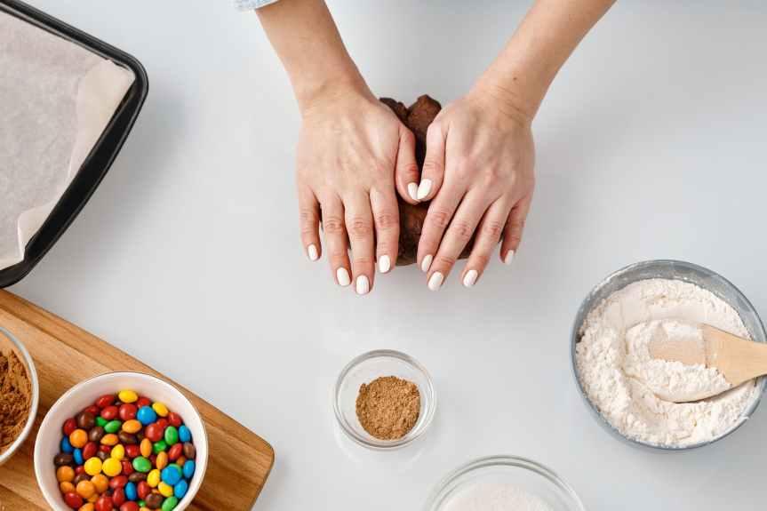 Perfect Paleo Cookie Dough | Leverage Ambition