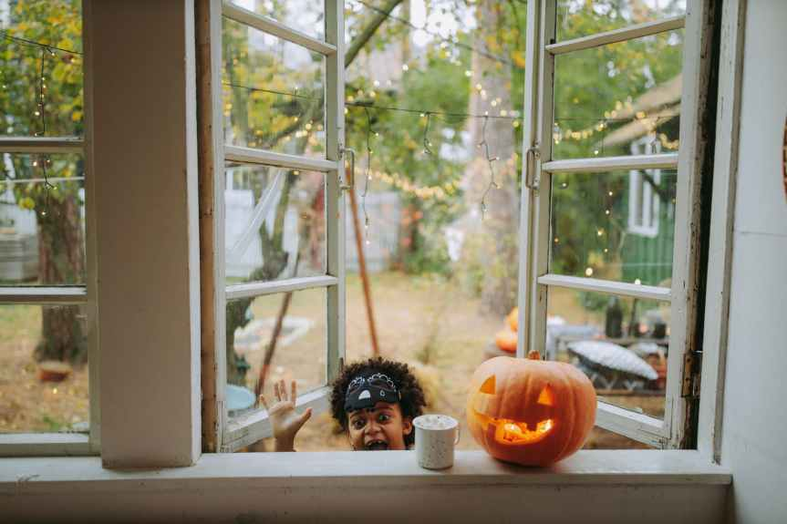 Funky Halloween Decorations to Copycat, Because You're Unoriginal, Like Me | Leverage Ambition