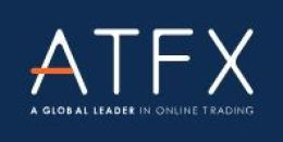 ATFX Review - A global leader in online trading, the logo
