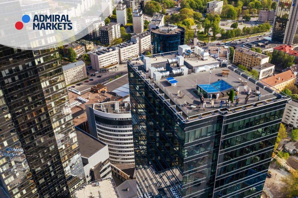 admiral markets new hq, a sign of the development