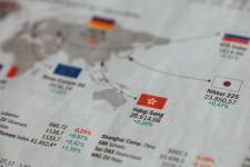 trading indices around the world