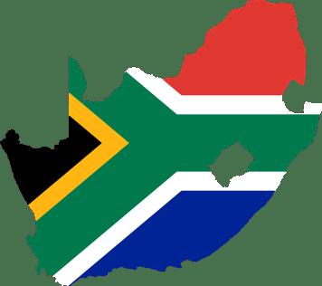 South Africa flg