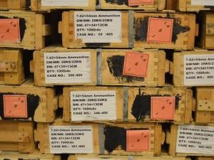 Surplus 7.62x54R Non-Corrosive (1000Rd)