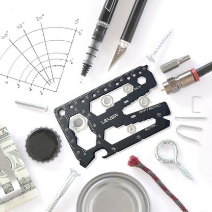 Toolcard Pro 40 tools in one
