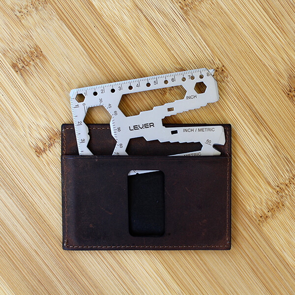 Multi-Tool Wallet: 10 compelling reasons you need one