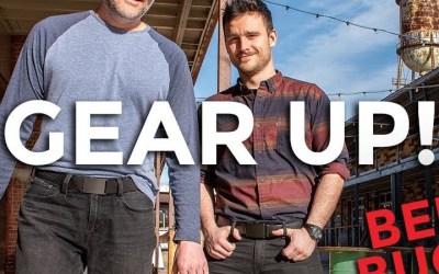 Gear Up! Episode 5: Belts