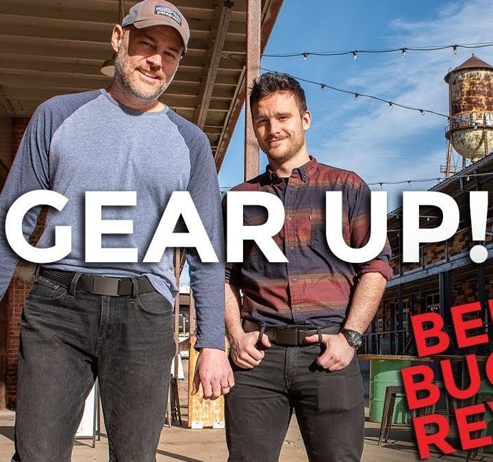 Gear Up! Episode 5: Belts