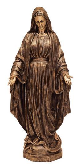 Bronze Madonna 3040