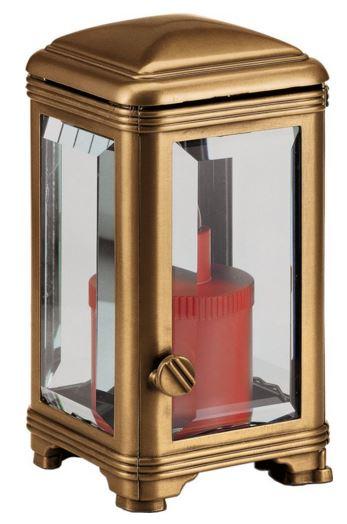 Bronze Lantern 7372